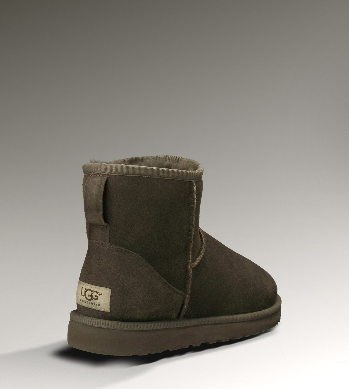 be3302651ad Ugg Classic Mini 5854 Chocolate Boots | Crafts | Uggs, Ugg classic ...