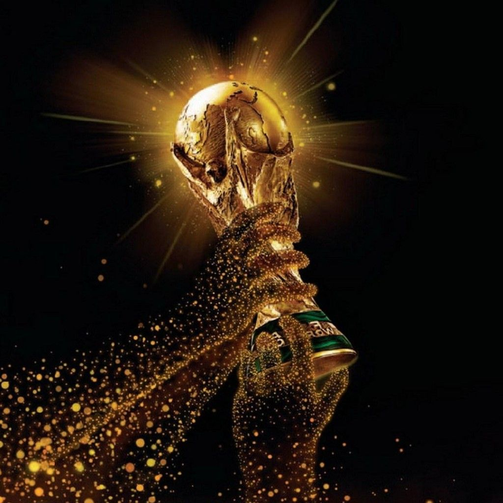 Fifa World Cup Trophy Ipad Wallpaper World Cup Trophy World Cup Fifa World Cup