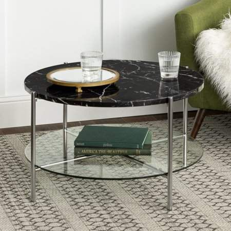 Home In 2020 Round Coffee Table Modern Round Mid Century Modern