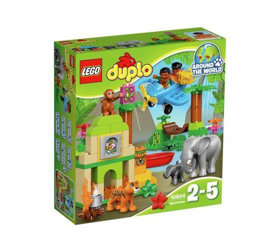 Buy LEGO DUPLO Jungle - 10804 at Argos.co.uk, visit Argos.co.uk to ... | {Echtholzküchen hersteller 13}