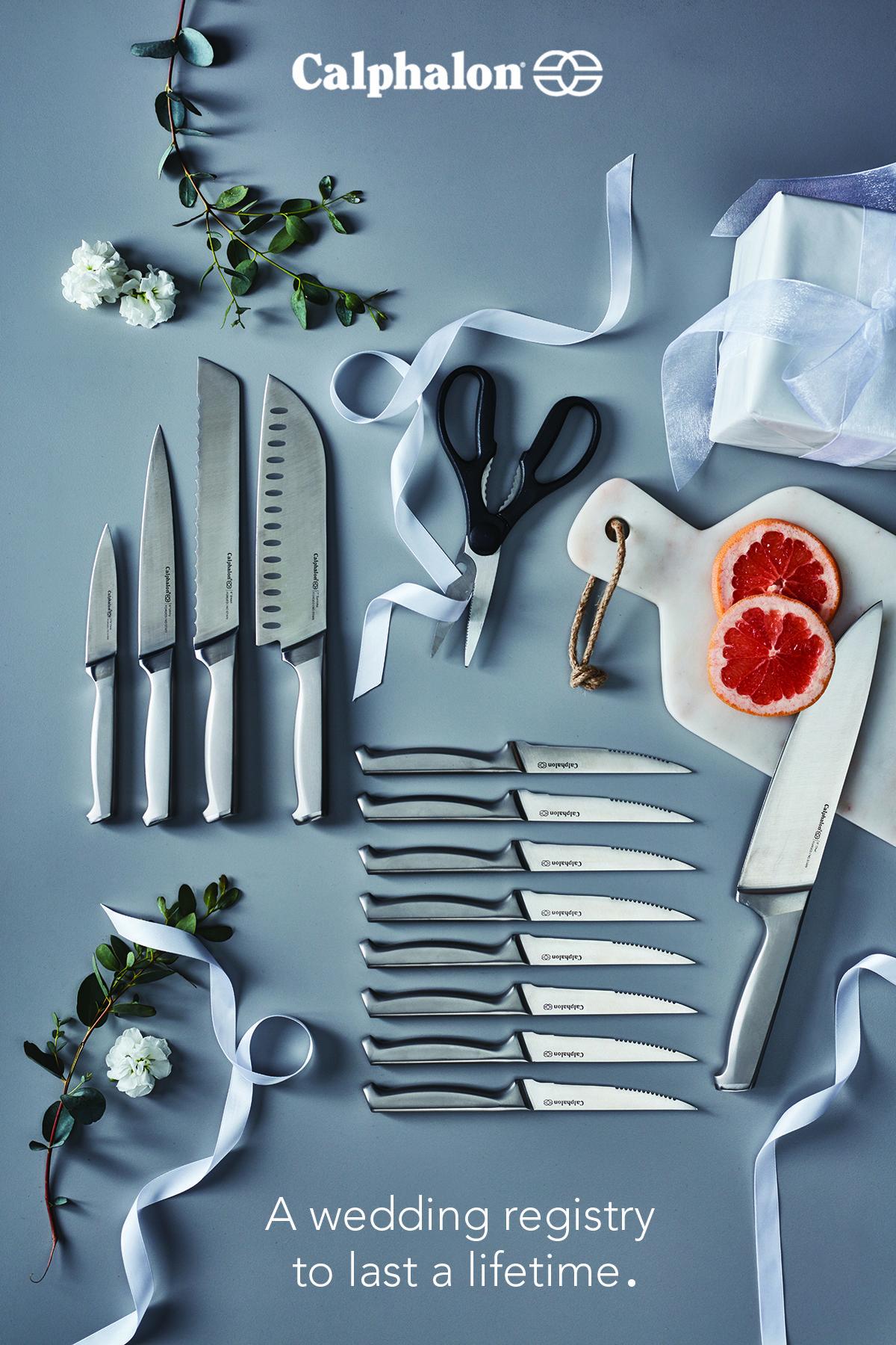 Add Calphalon cutlery to your bridal wishlist. #Wedding #Bridal ...