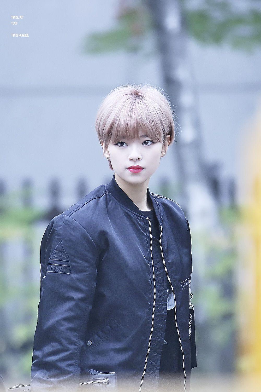 Daily Twice Photo Kpop Hair Short Hair Styles Korean Hairstyle