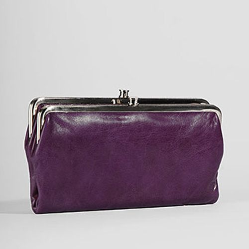 1426d858e1 Hobo International Lauren wallet in orchid. I love this wallet. It holds my  Samsung Galaxy