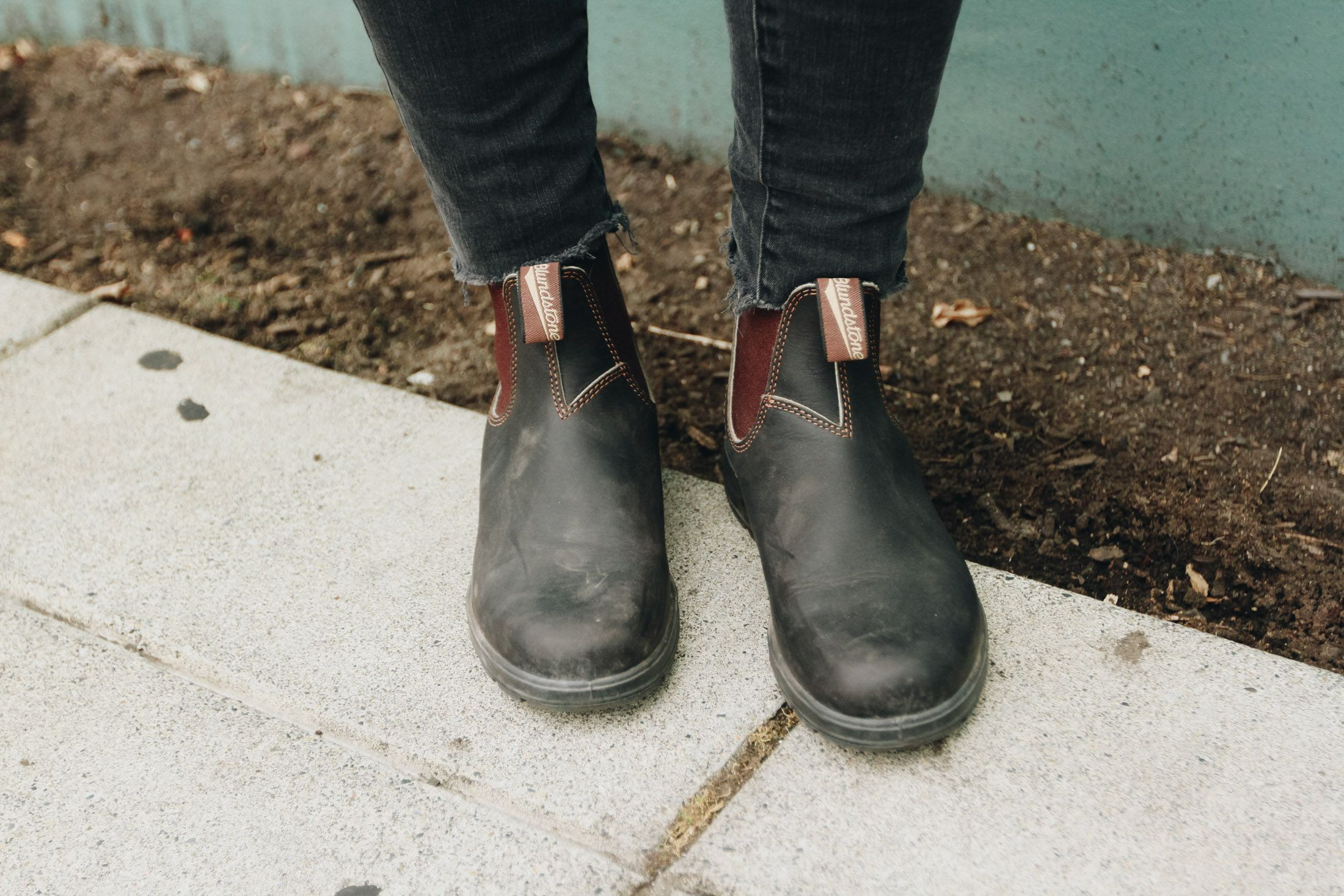 Styling Blundstone Boots Now And Later Style