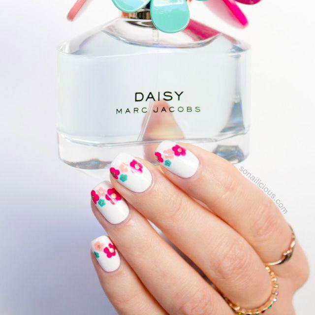 Spring Nails: 25 #nailart ideas