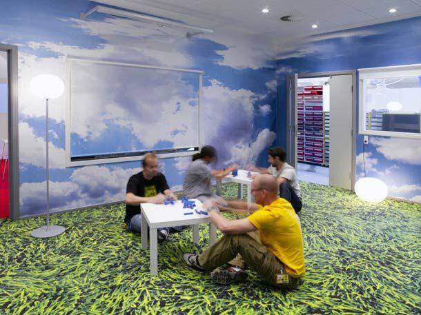 office crazy design