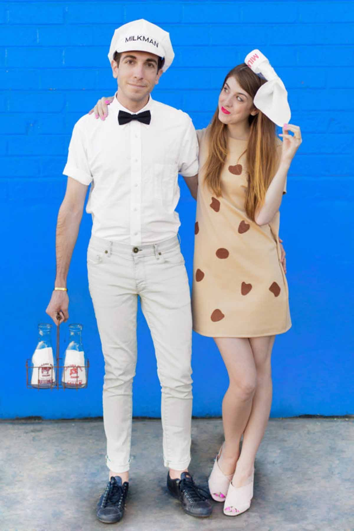 50+ Cute Couples Halloween Costumes 2017 - Best Ideas for Duo Costumes  sc 1 st  Pinterest & 50+ Cute Couples Halloween Costumes 2017 - Best Ideas for Duo ...