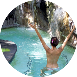 Mineral Springs Resort | Avila Beach CA | Sycamore