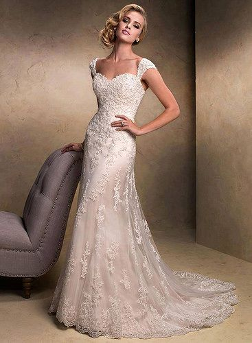 Wedding Dresses Hochzeitskleider - http://www.1pic4u.com/blog/2014/06/06/wedding-dresses-hochzeitskleider-116/