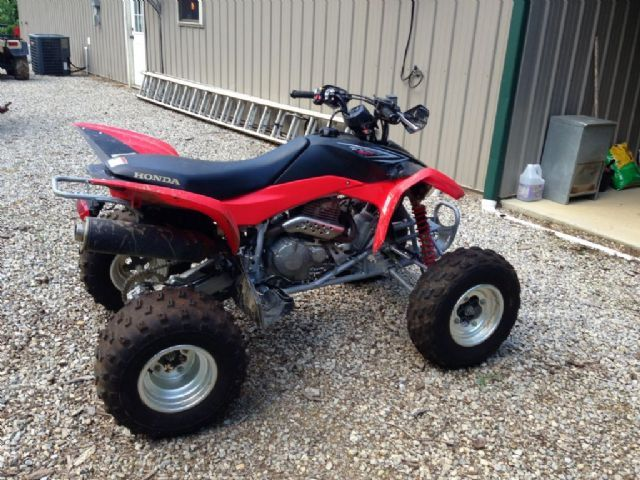2012 Honda 400ex 4 Wheeler Red And Black 25 Hours For Sale In Mc Dermott Oh 4 Wheelers For Sale Quads For Sale Atv Quads