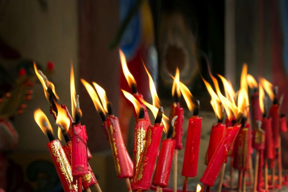 chinese new year candles akhararat wathanasingistockgetty images eople born in the - Chinese New Year 1969