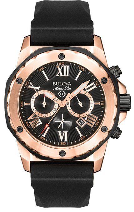 Bulova 98B104 - Reloj de Cuarzo para Hombre a8f6a3fca4a2