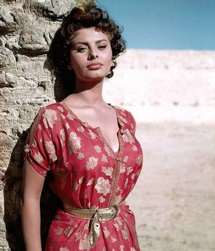 An #Italian #beauty: #Sophia #Loren