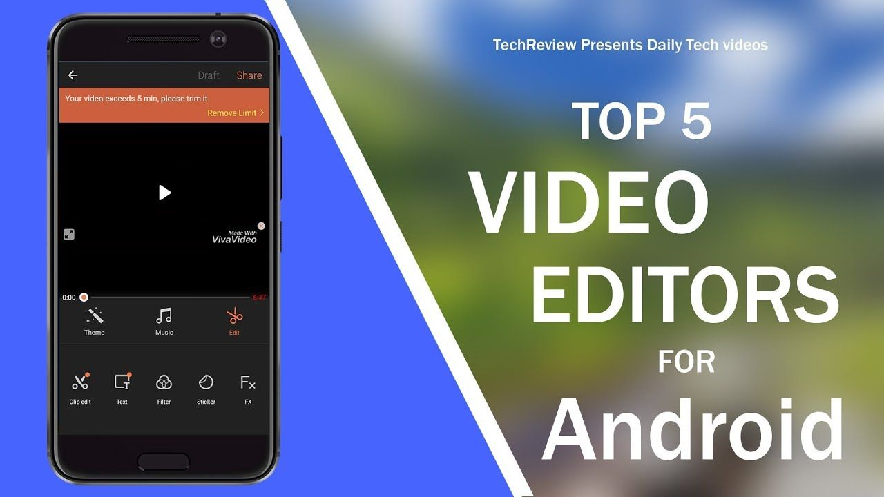 Pin by TechReview BD on TechReviewBD Good video editing
