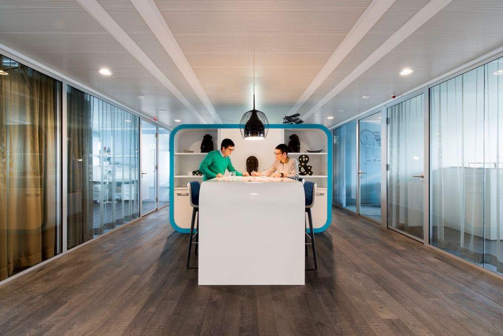 Puls Munich Germany Corporate Design Interior Design Firms Electronics Companies