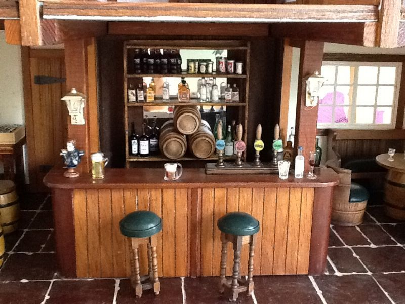 For Sale Hand Made Traditional English Country Pub 12th