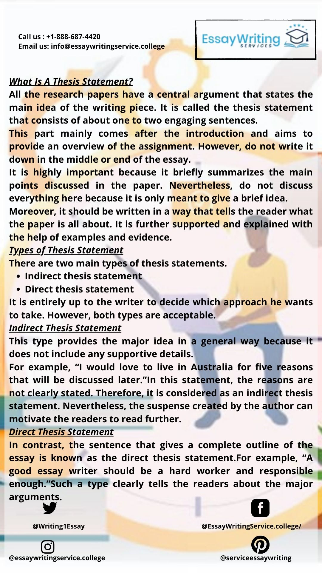 WHAT IS A THESIS STATEMENT - GUIDE & EXAMPLES In 2020   Thesis Statement,  Research Paper, Thesis