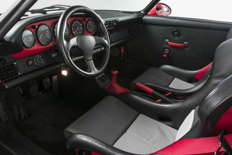 PORSCHE 911 (964) 3.6 SPEEDSTER (1993)
