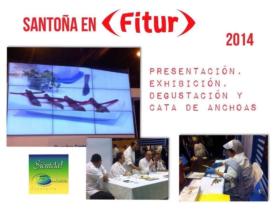 Santoña también se promociona en Fitur, la Feria Internacional de Turismo más importante de España que se viene celebrando en Madrid desde ayer y hasta el domingo.