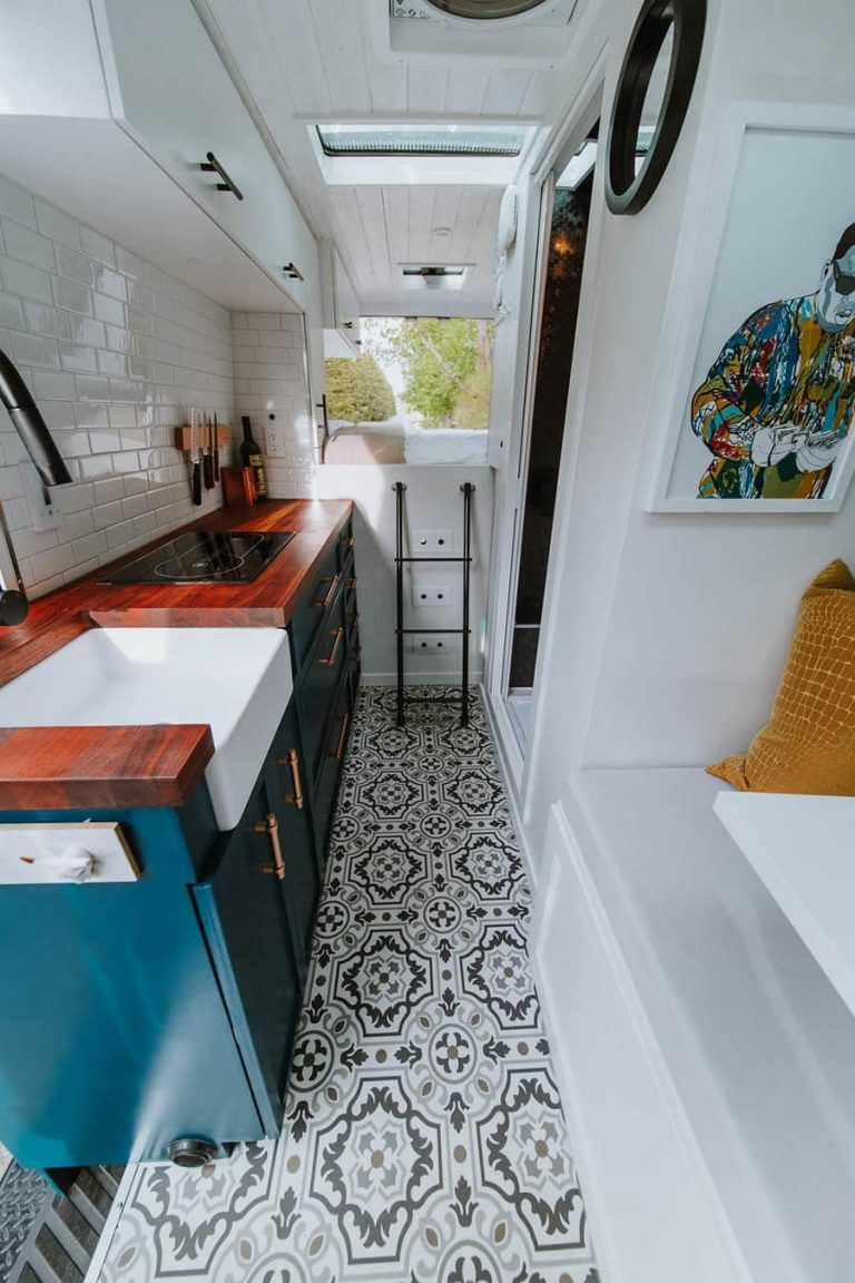 6 Gorgeous Camper Van Conversions To Inspire Your Next