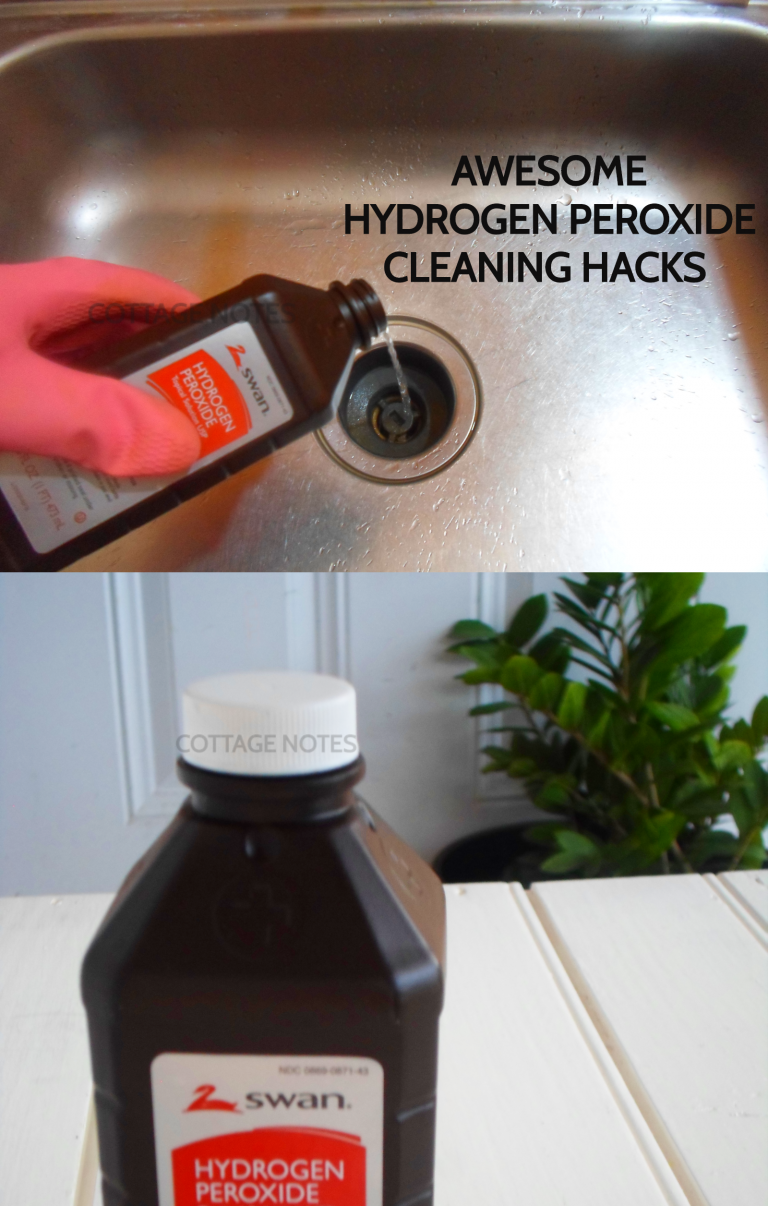 How To Clean Your Home With Hydrogen Peroxide Cleaning