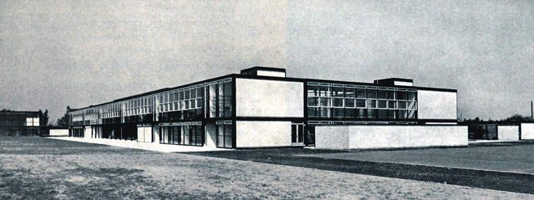 Smithson : Hunstanton Secondary School