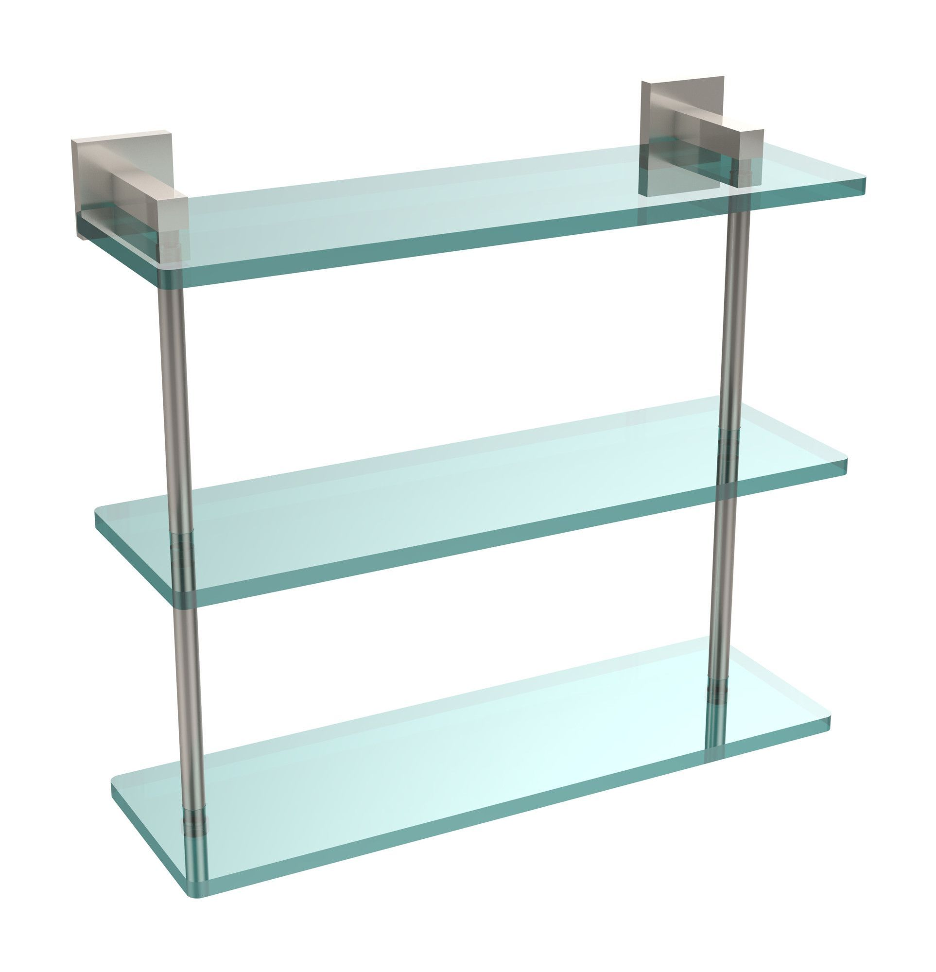"Montero 16"" W x 14.9"" H Bathroom Shelf"
