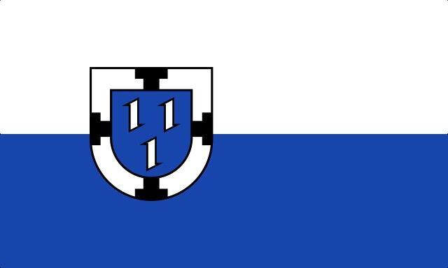 Flag of Bottrop, Nordrhein-Westfalen