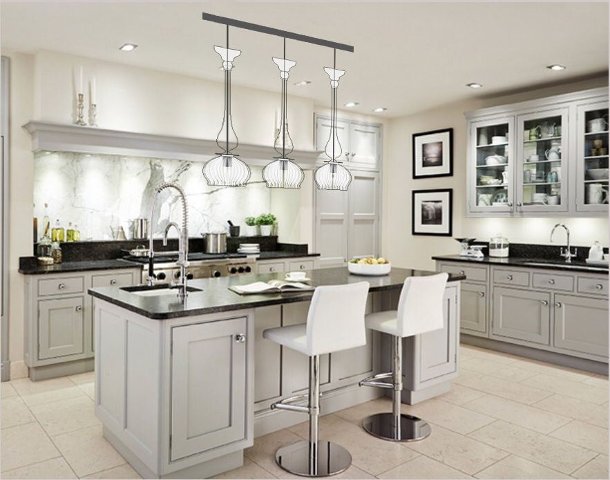 Shaker Küchen charmant walnuss shaker küche bq bilder kicthen dekorideen nuier com