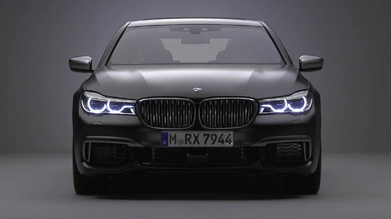 New 2017 BMW M760i XDrive Exterior And Interior