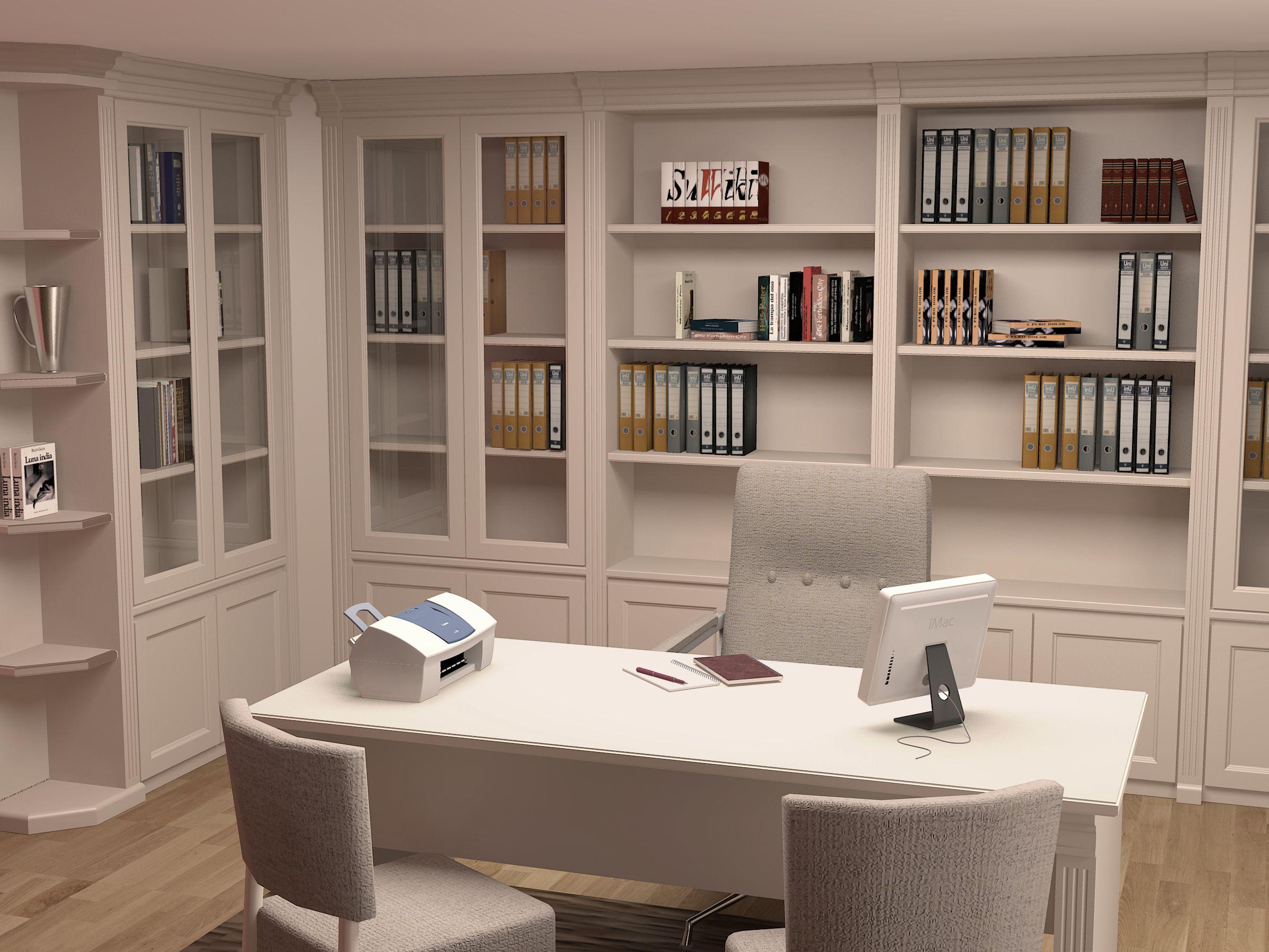 Despachos y Estudios completamente a medida, todo tipo de opciones ...