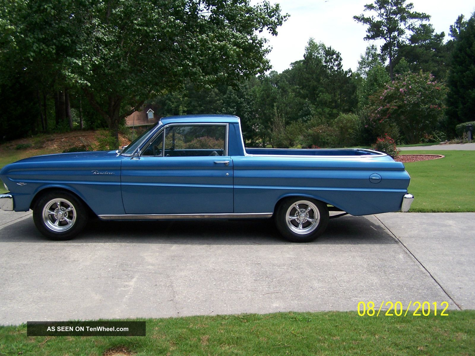 1965 fords 1965 ford ranchero base 4 7l ranchero photo
