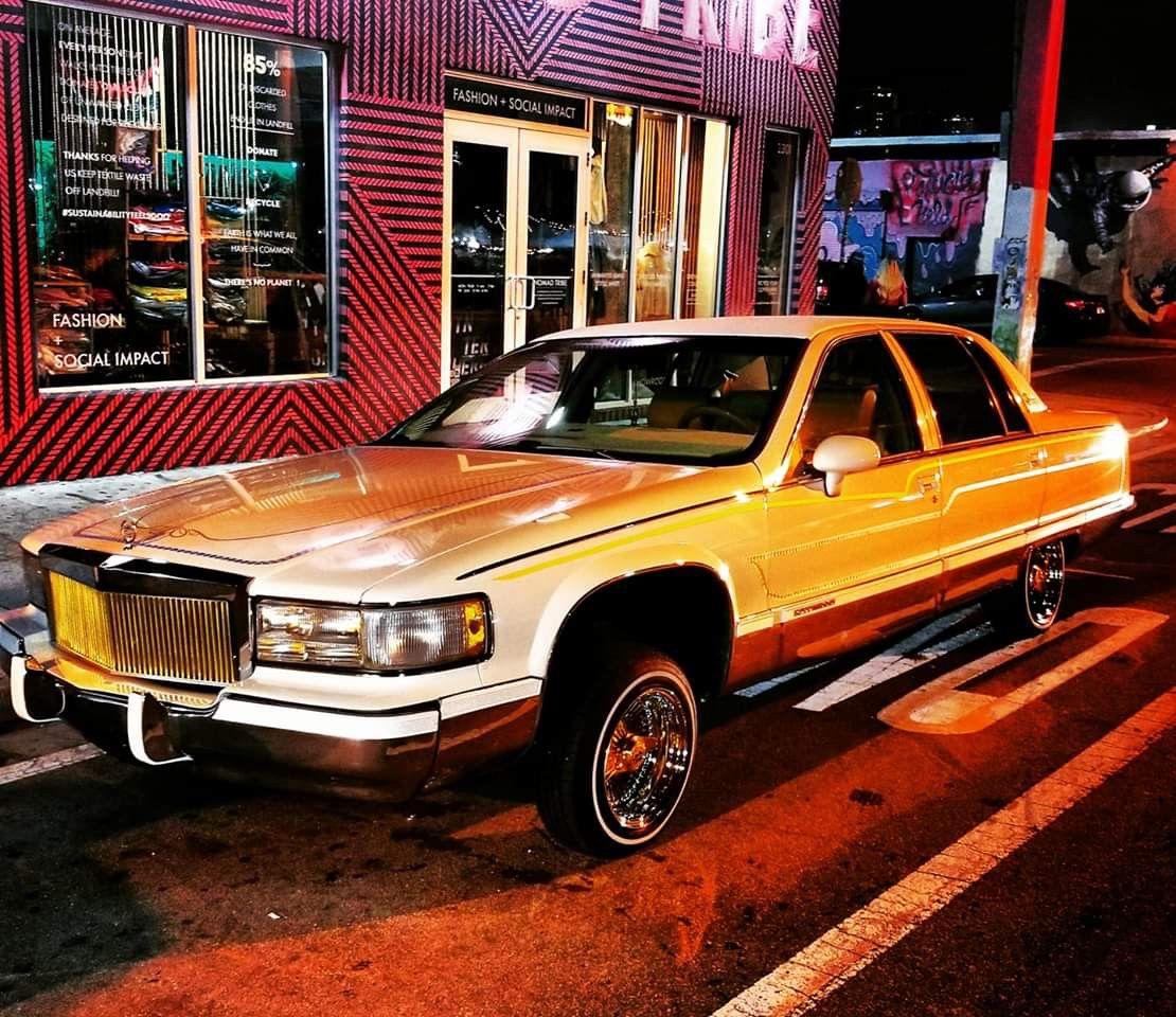 Pin on Cadillac'N