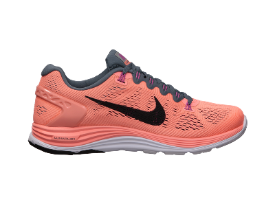 729fd4f444ef0 Nike LunarGlide+ 5 Women s Running Shoe -  110 Dammit! Atomic Pink is my new  obsession!