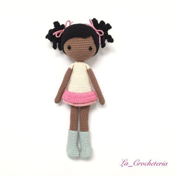 Muñeca Marina | Just Cute | Pinterest | Crochet, Crochet patterns ...