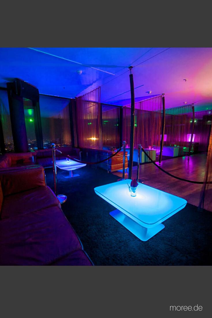 Studio 45 Led Pro Moree In 2020 Lounge Design Bar Innenausstattung Lounge