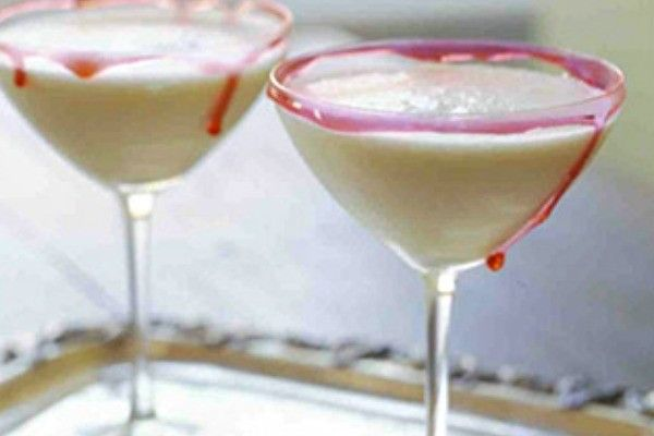 BOO-Cardi Punch And 12 More Scary-Good Halloween Cocktails - halloween cocktail ideas