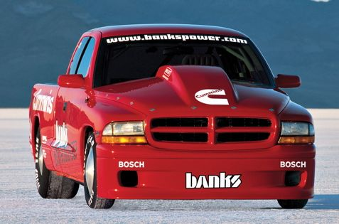 Fastest Diesel Truck >> Worlds Fastest Diesel Pickup At The Bonneville Salt Flats