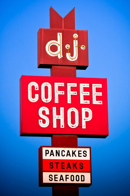 Dj coffee shop plate 6 for Colfax motor lodge colfax ca