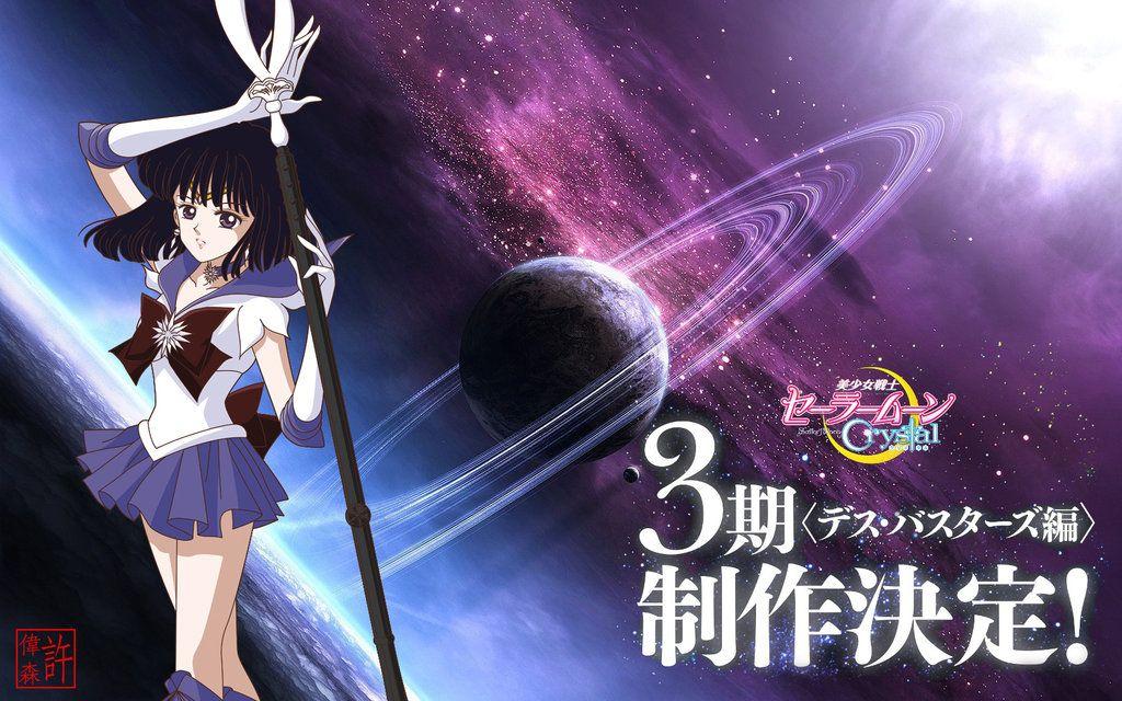 Sailor Moon Crystal Season 3 by xuweisen