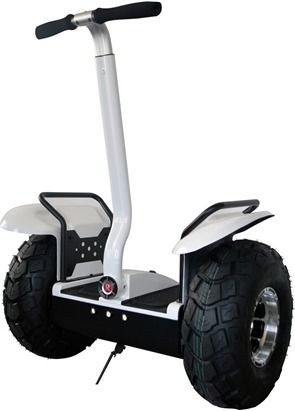White Segway X2 Style Robo Z1-d off road personal electric