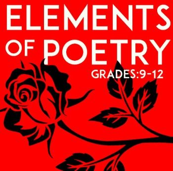 Poetry Unit: Poetry Activities | Literary Devices | Poetry