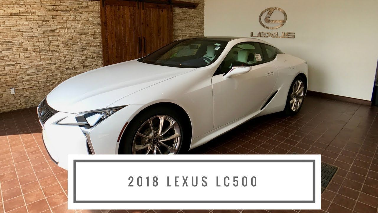 Lexus Of Rockford >> 2018 Lexus Lc500 Features And Specs At Lexus Of Rockford