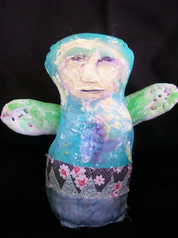 GW BUSH DOLL by sillaamarilla on Etsy, $65.00 | Dolls ...