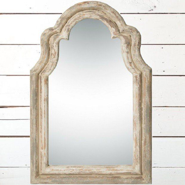 decorative arched wall mirror framed mirror wall on wall mirrors id=84024