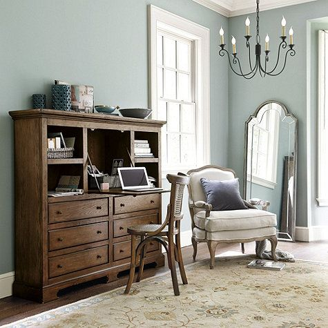 Louisa Bergere Chair With A Solid Oak Frame In A Limed Finish
