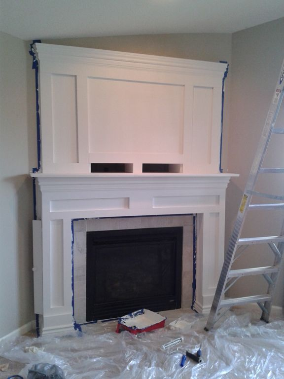 diy fireplace makeover living room diy fireplace fireplace rh pinterest com