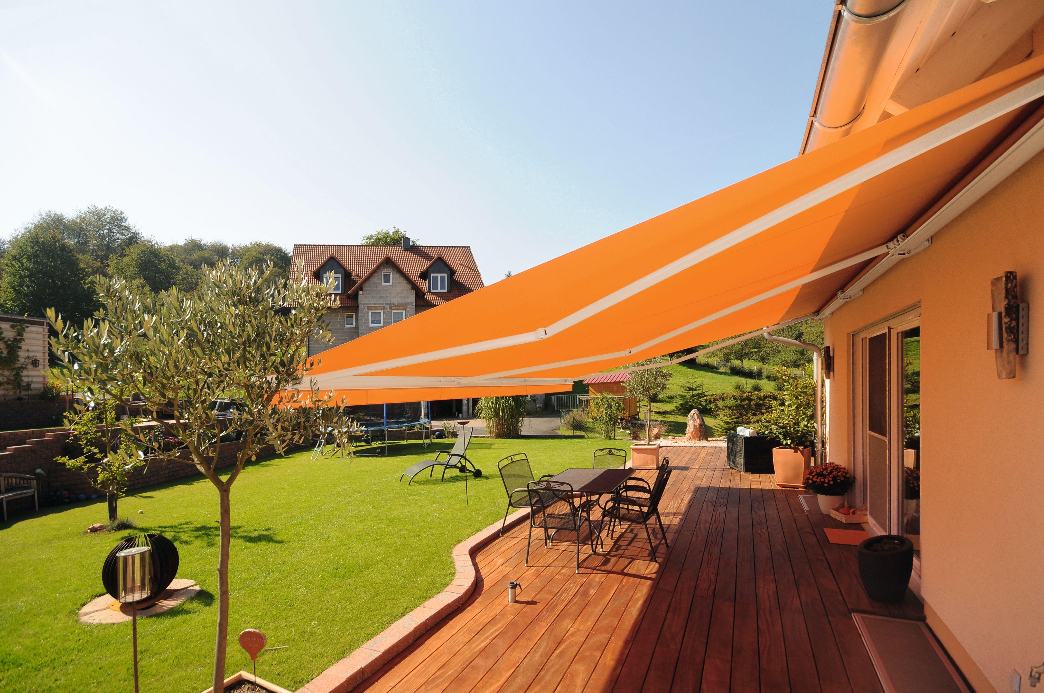Απολαύστε τον κήπο σας με το σύστημα σκίασης Markilux 5010!