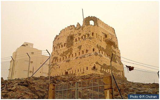 Site Of Banu Qaynuqah Islamic Landmarks History Of Islam Islamic Sites Site