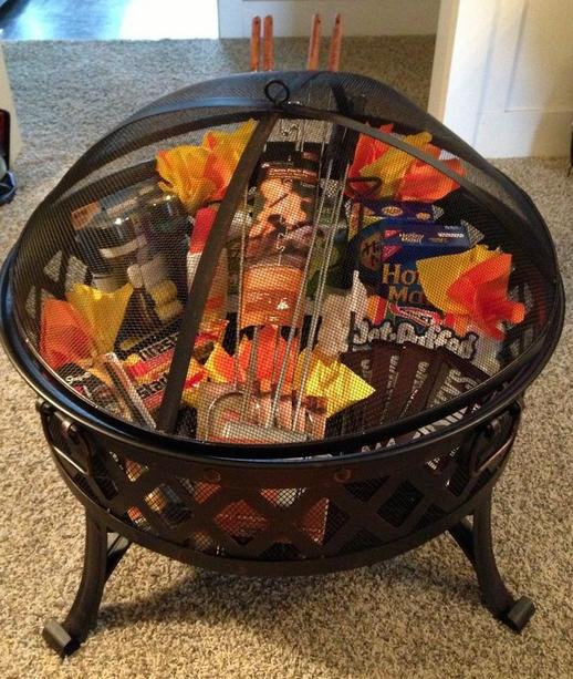 Mens christmas gift basket ideas